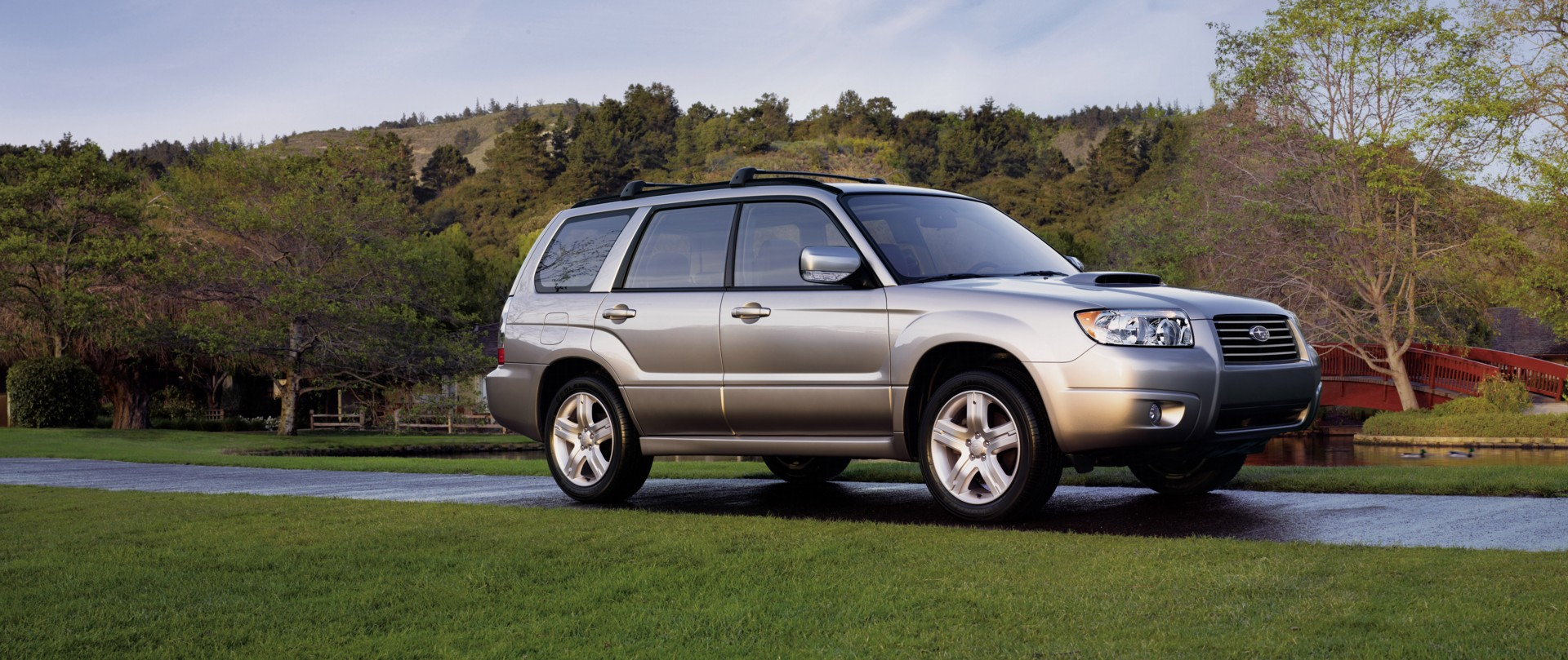 2007 Subaru Forester Pictures, History, Value, Research ...