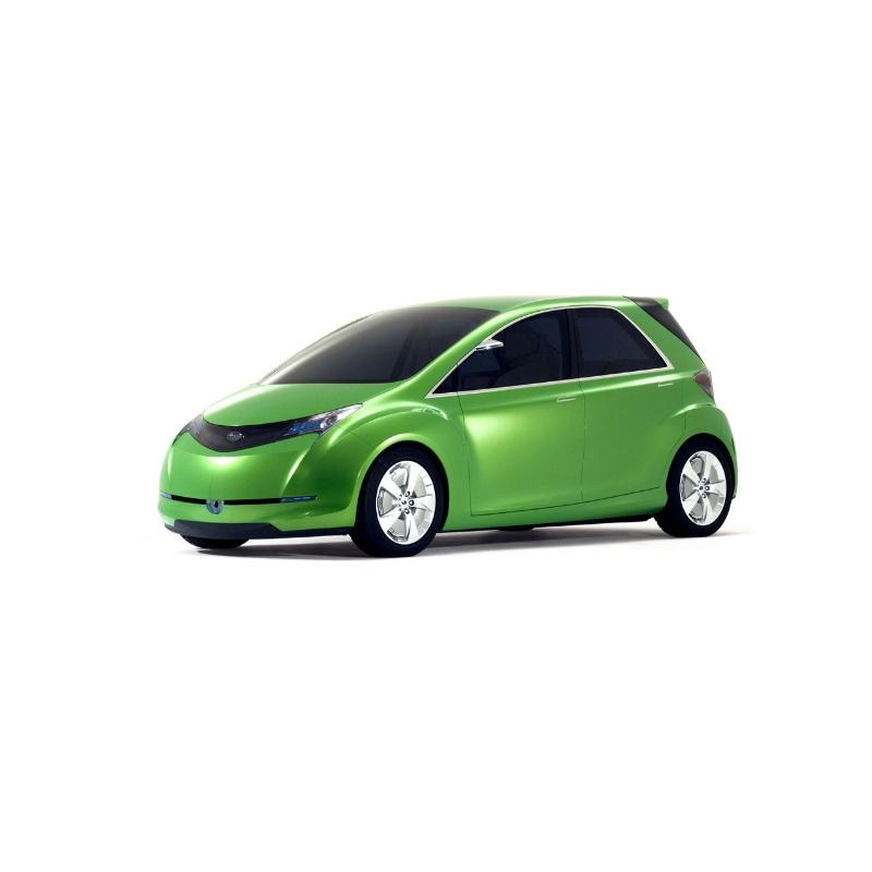 2007 Subaru G4e Concept History Pictures Value Auction Sales