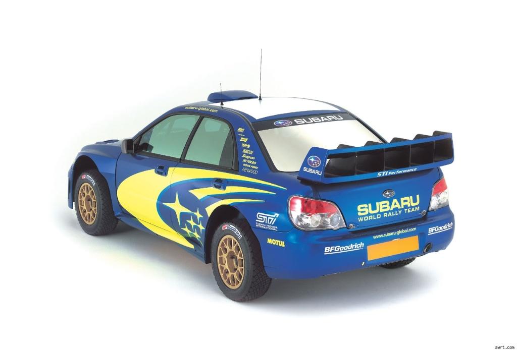 2007 Subaru Impreza Wrc2007 Image Photo 19 Of 28