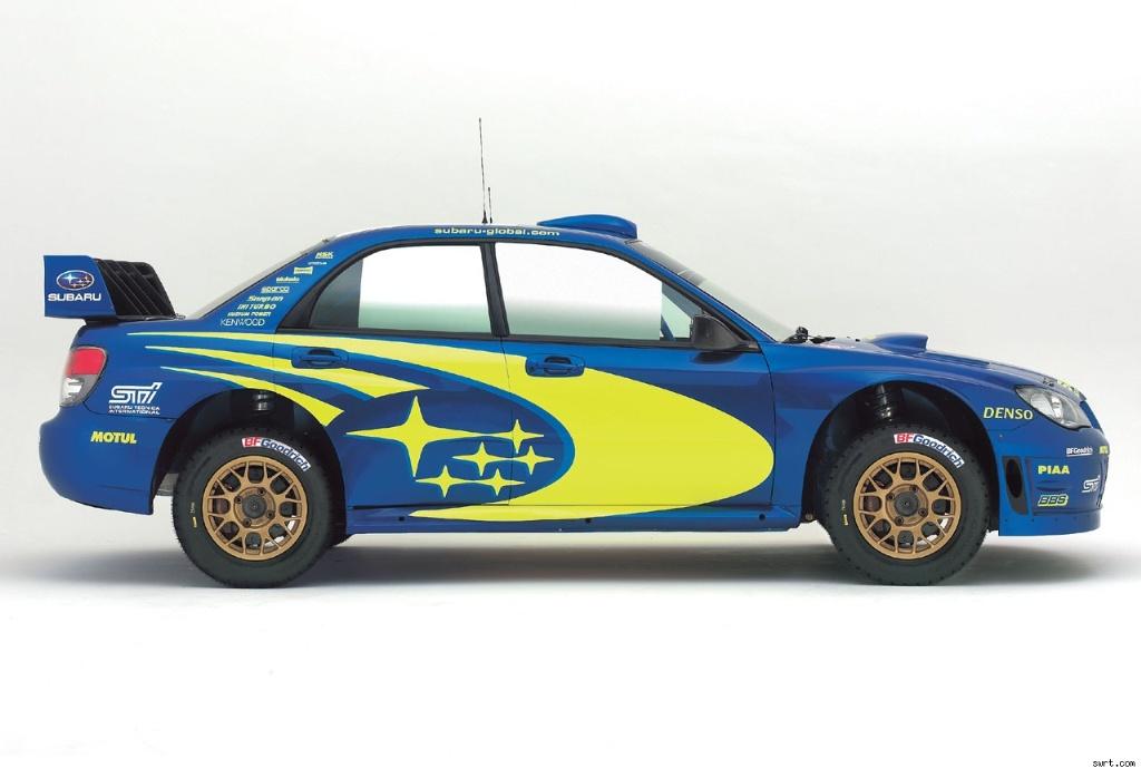 2007 Subaru Impreza Wrc2007 Pictures History Value