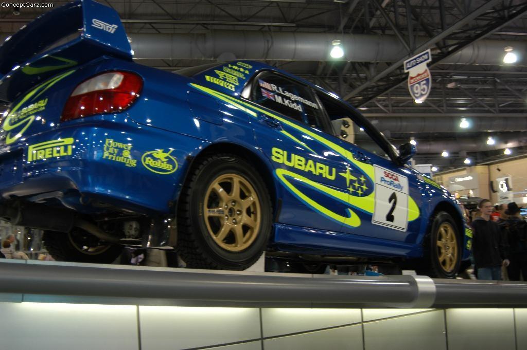 2003 Subaru Impreza WRC Image. https://www.conceptcarz.com ...