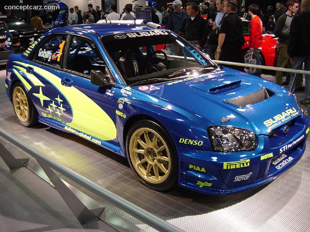 2004 Subaru Impreza Wrc Image Https Www Conceptcarz Com