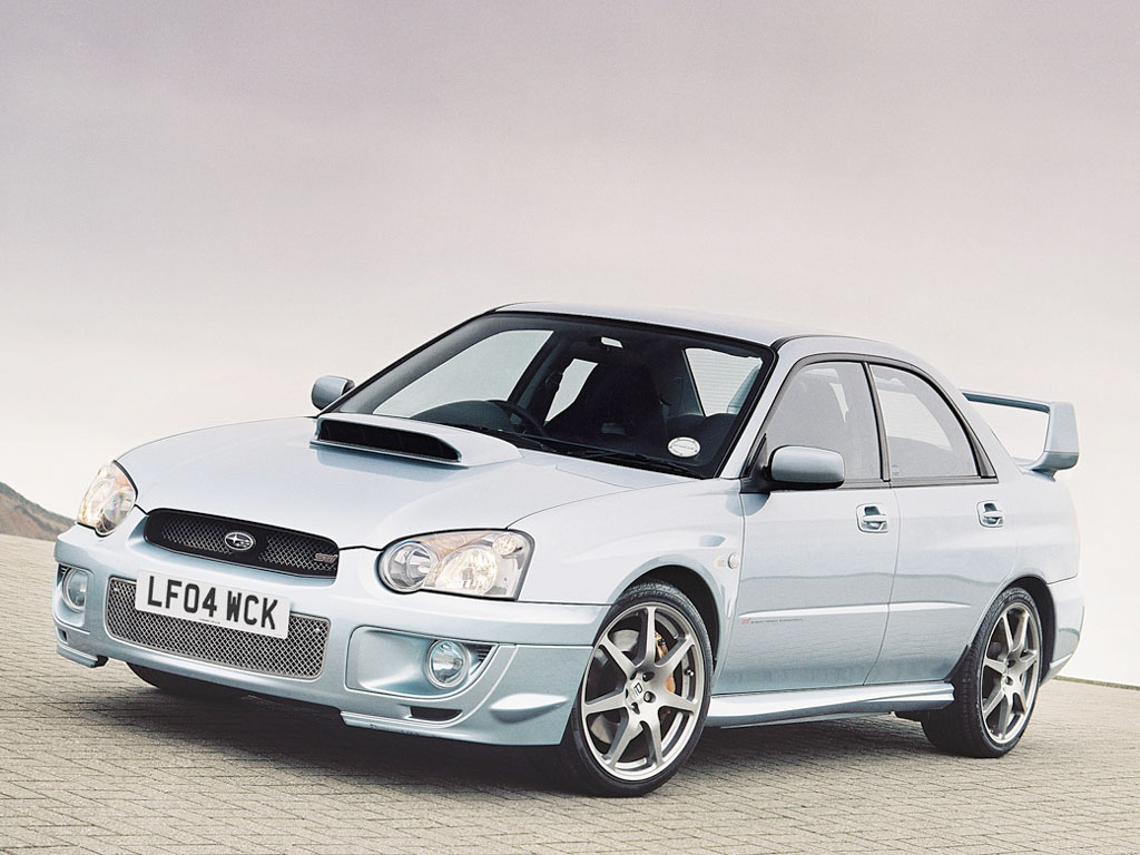 2004 subaru impreza wr1 history pictures value auction sales research and news. Black Bedroom Furniture Sets. Home Design Ideas