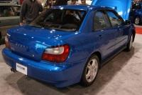 2003 Subaru Impreza image.