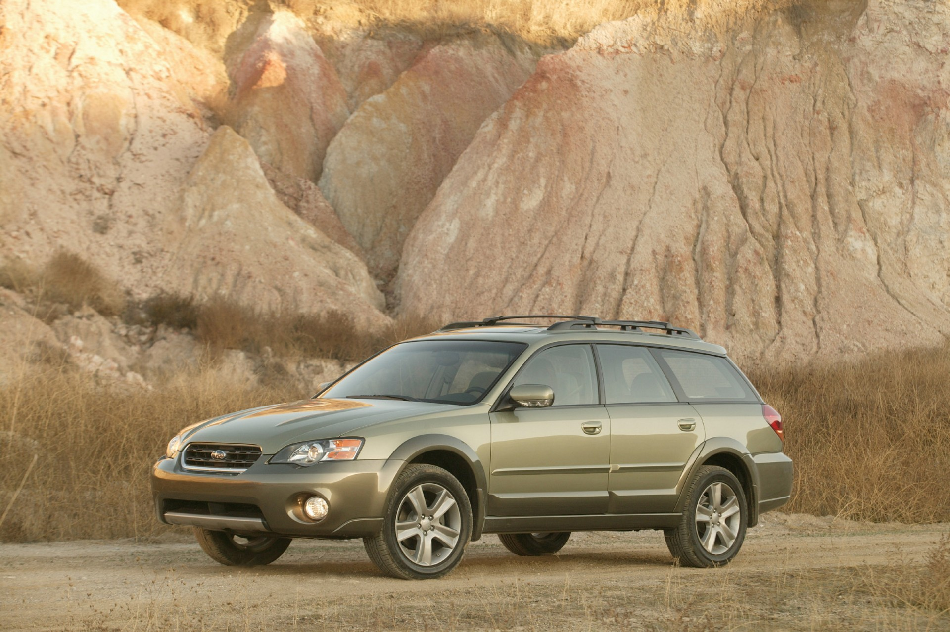 subaru outback history pictures  auction sales research  news