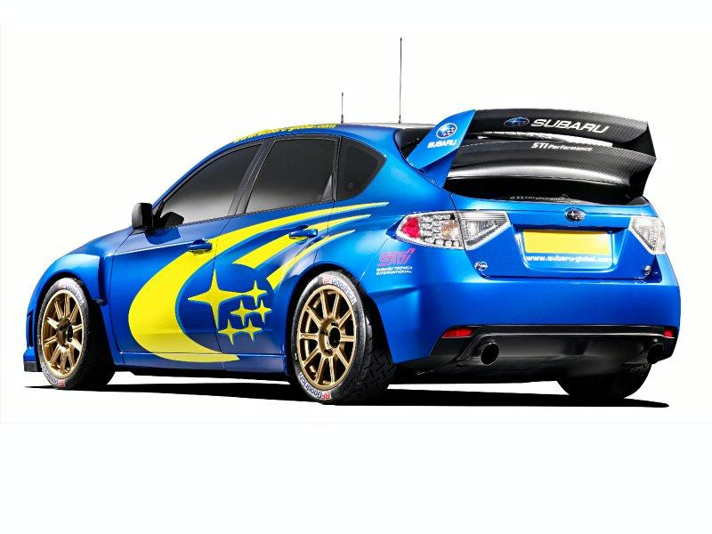 2007 Subaru Impreza Wrx Concept History Pictures Value Auction
