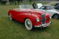1954 Sunbeam Alpine image.