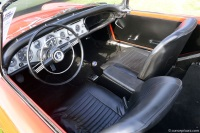 1962 Sunbeam Alpine.  Chassis number B9103978