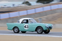 1962 Sunbeam Alpine image.