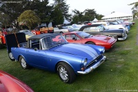 1965 Sunbeam Tiger MK1.  Chassis number B9470925