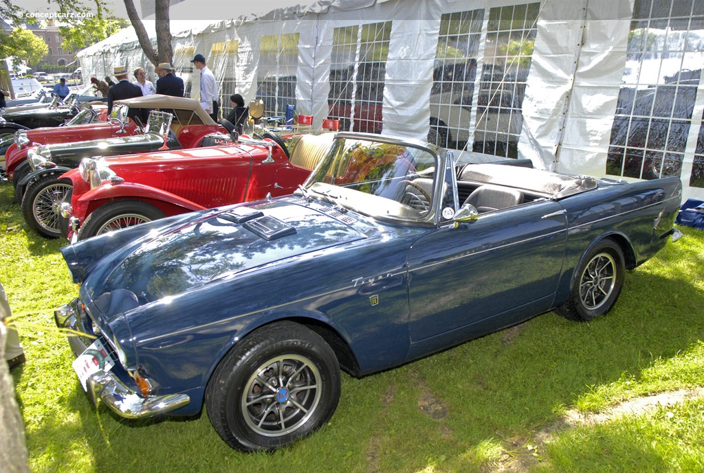 1966 Sunbeam Tiger Mark Ia Image
