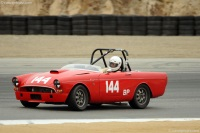 1966 Sunbeam Tiger Mark IA image.