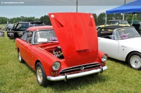1967 Sunbeam Tiger MKII