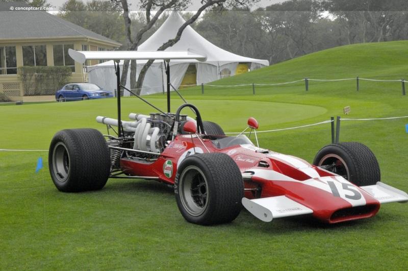 1969 Surtees TS5A