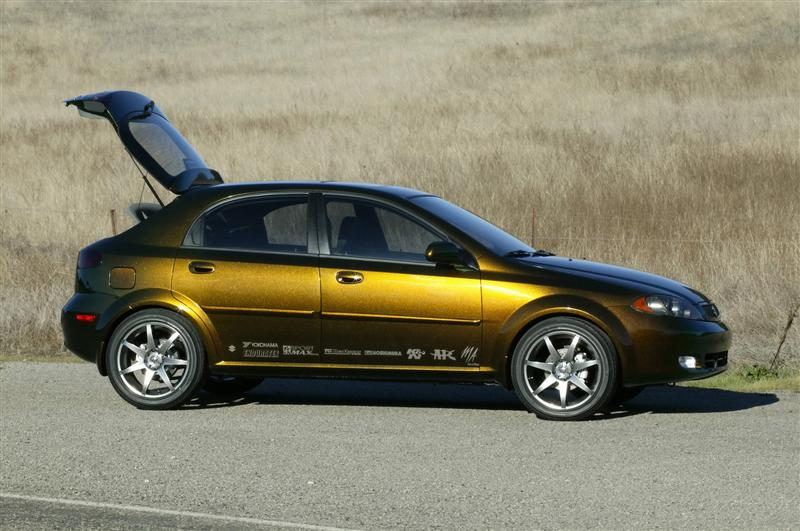 2004 Suzuki Reno Tuner Concept thumbnail image