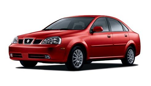 Suzuki Swift Specifications