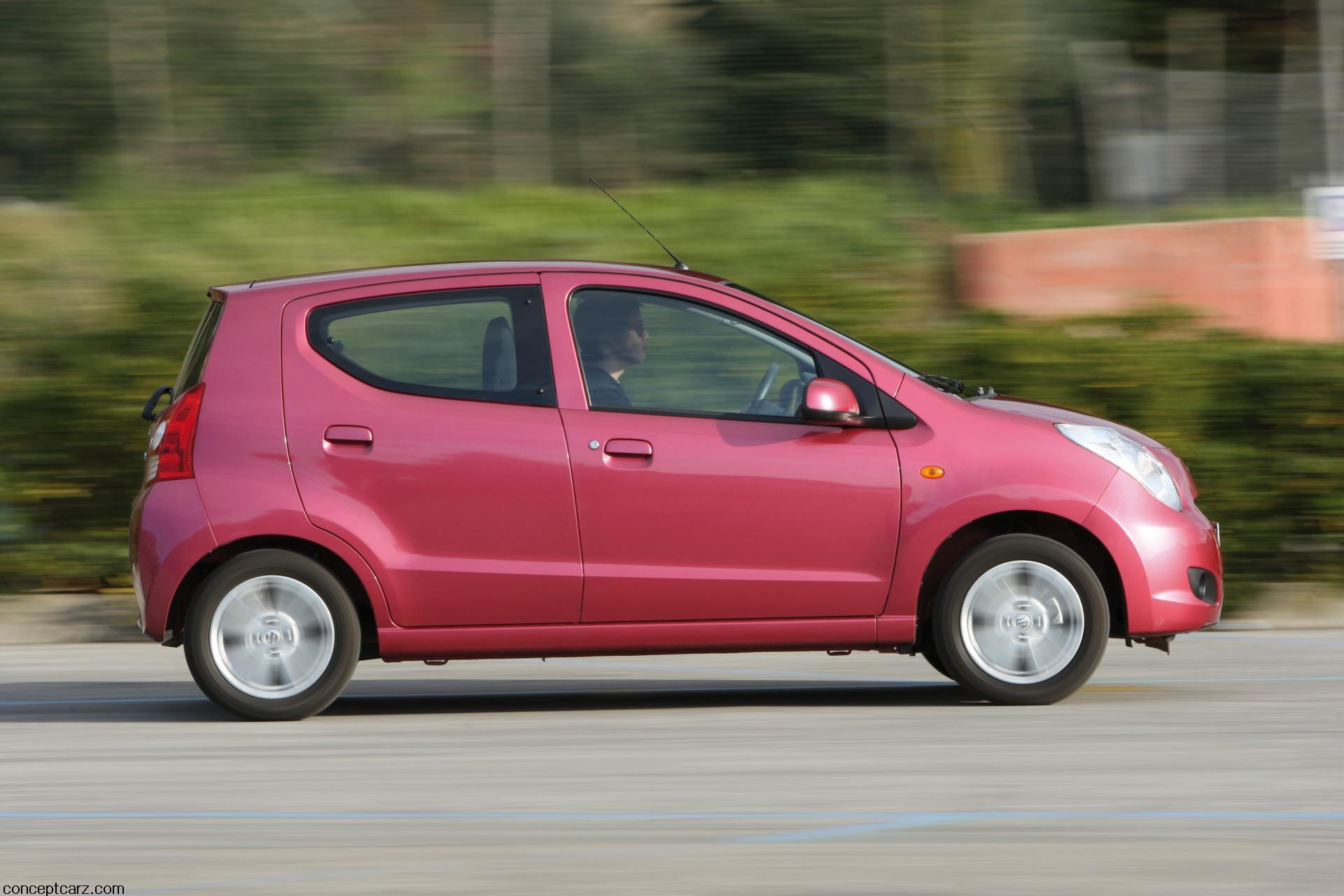 2010 suzuki alto news and information