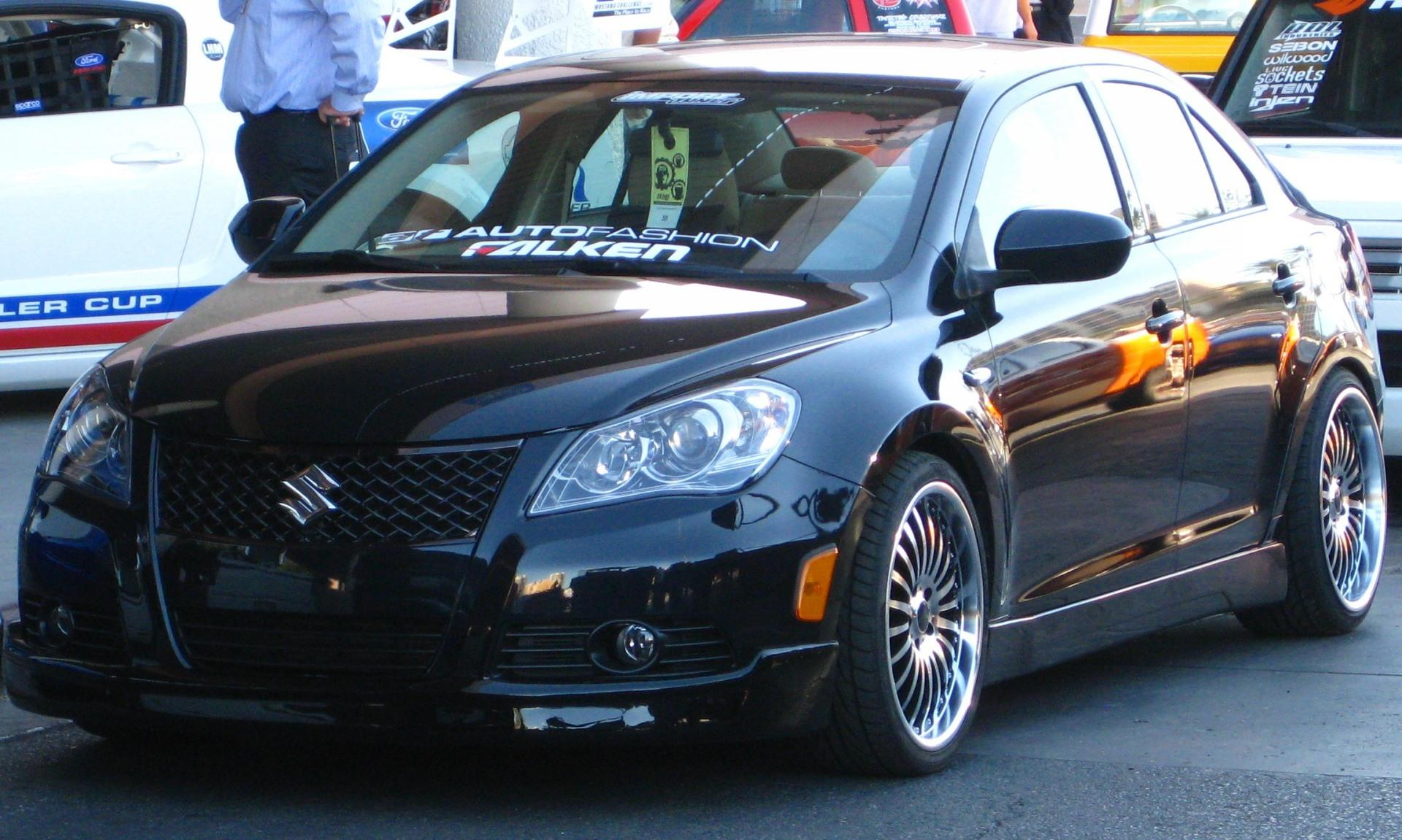 2009 Suzuki Import Tuner Kizashi News And Information