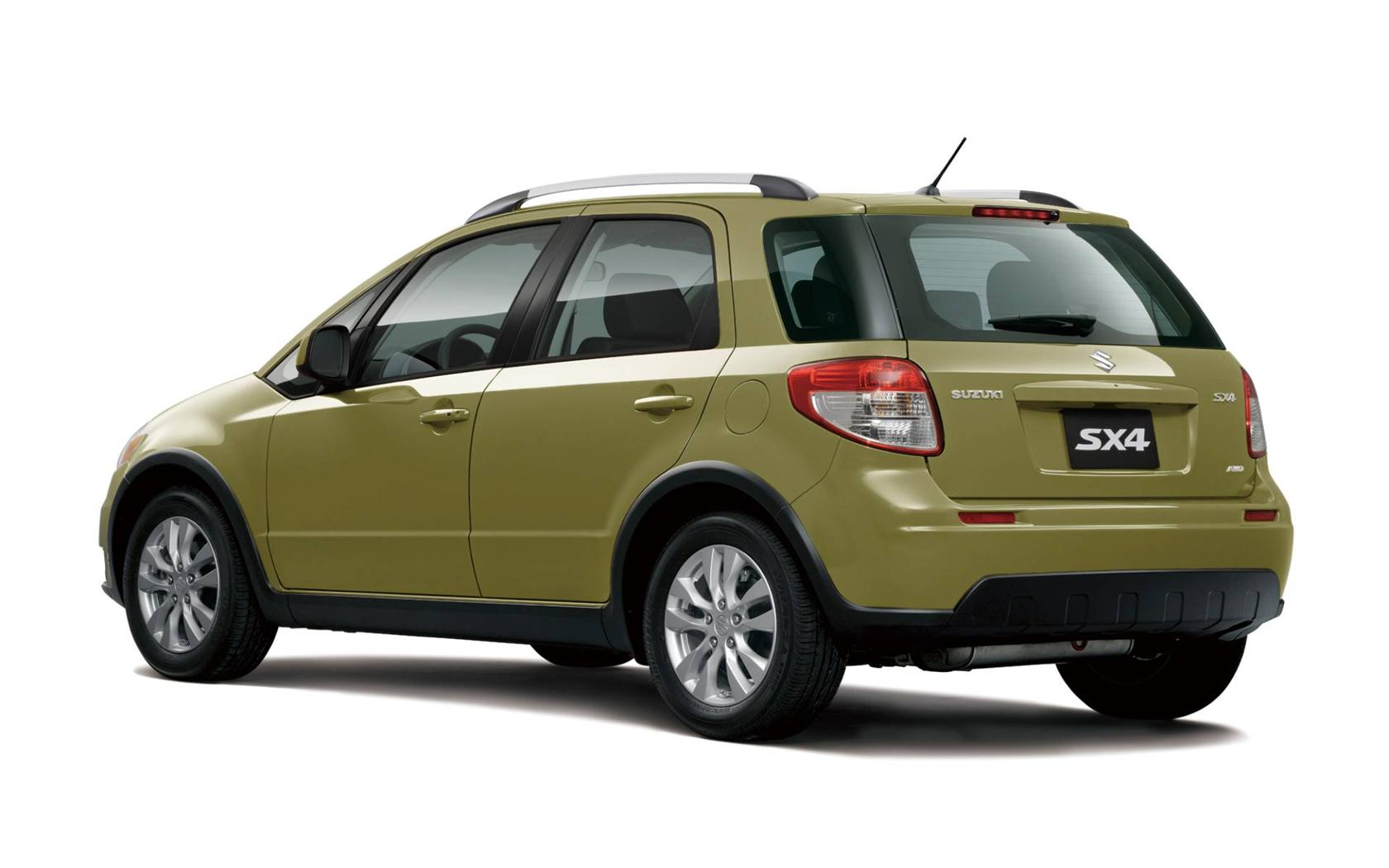 2013 suzuki sx4 crossover image. Black Bedroom Furniture Sets. Home Design Ideas