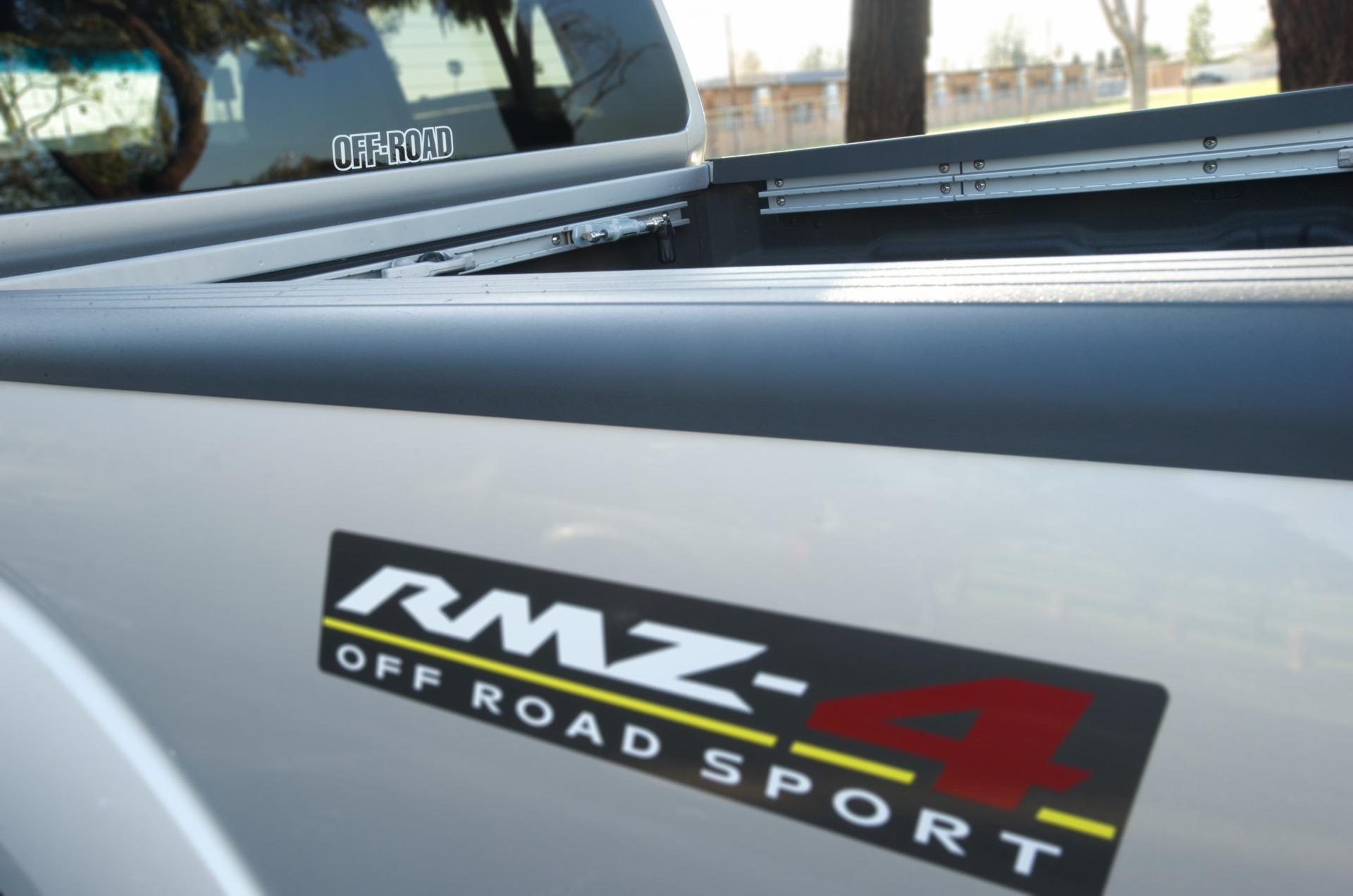 2009 Suzuki Equator Off-Road Custom