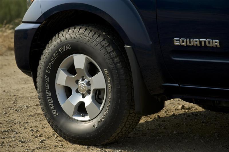 2012 Suzuki Equator
