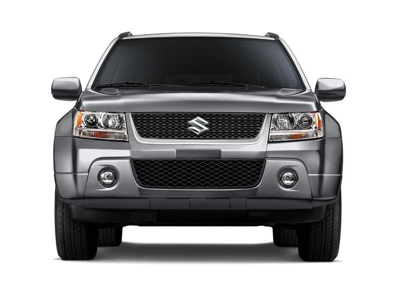 2012 Suzuki Grand Vitara