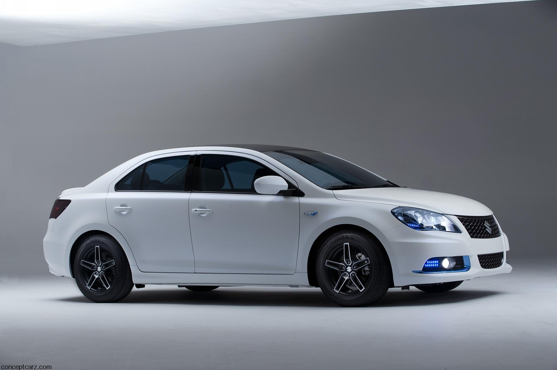 2011 Suzuki Kizashi Ecocharge Concept News And Information