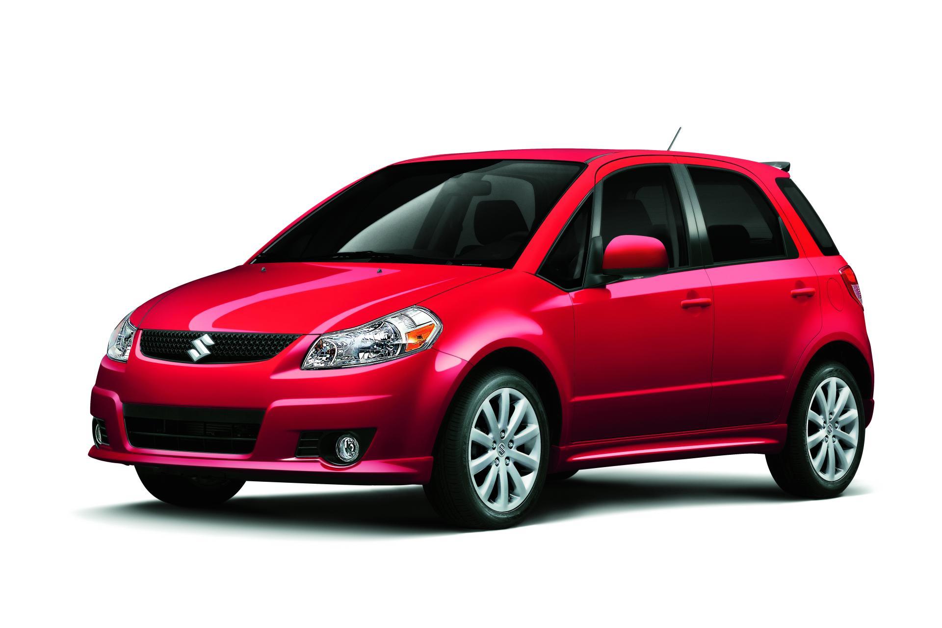 Suzuki Sx Sport Sedan