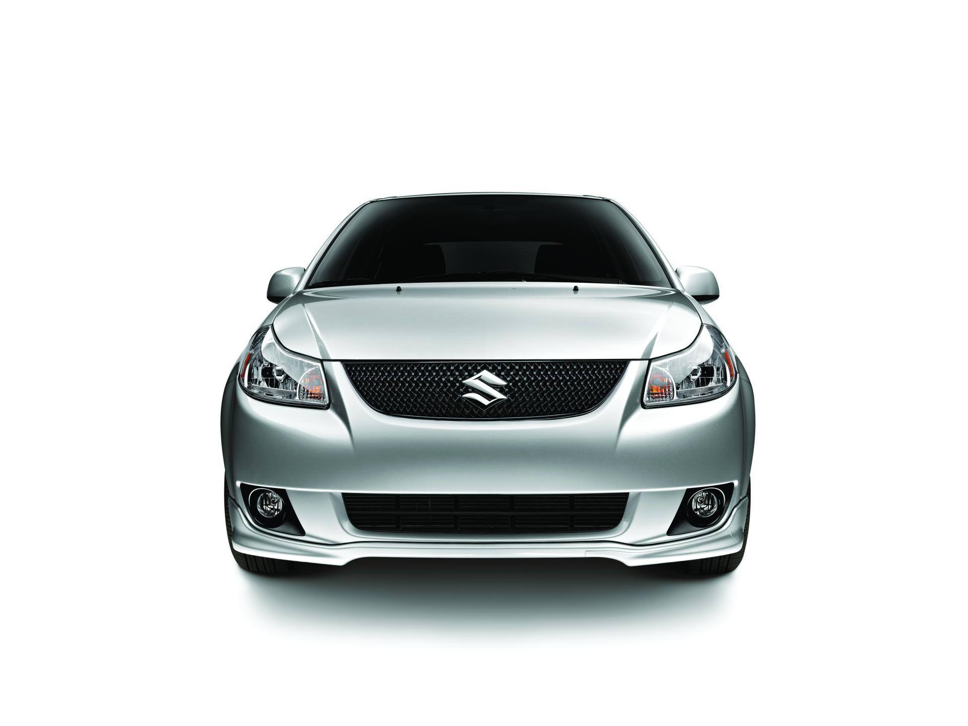 Suzuki Sx Sedan Image on Convertible Crossover 2012