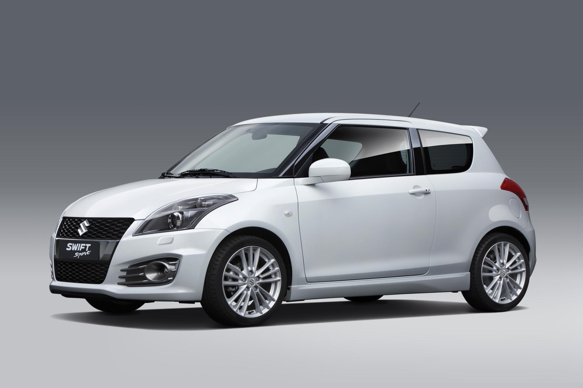 2012 Suzuki Swift Sport News And Information