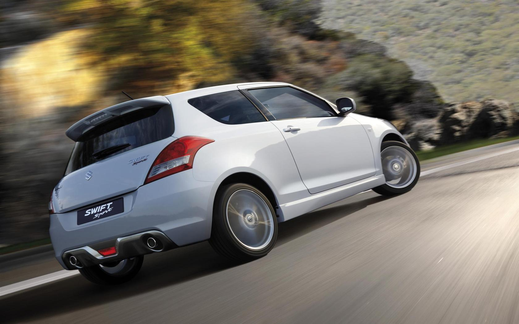 2012 Suzuki Swift Sport News And Information