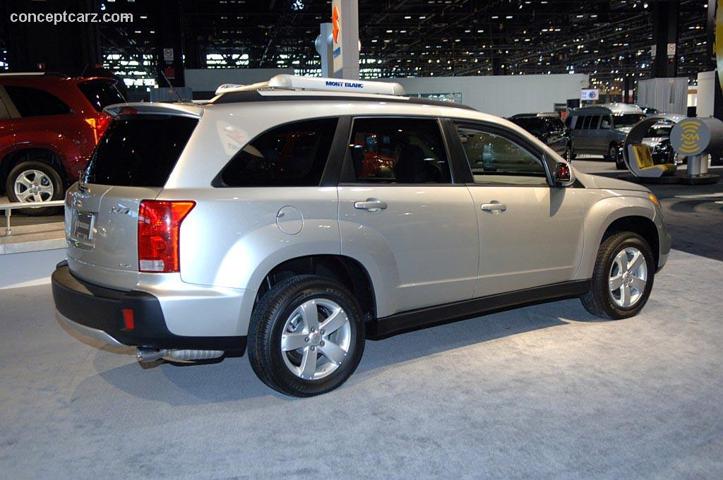 2007 Suzuki Xl7 Pictures History Value Research News
