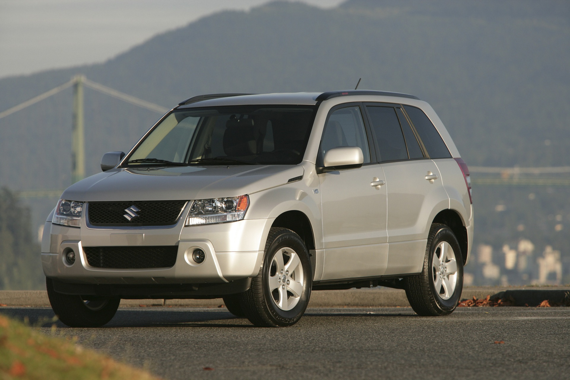 2008 Suzuki Grand Vitara News And Information