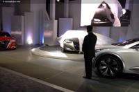 2008 Suzuki Kizashi 3 Concept image.
