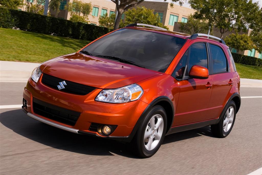 Suzuki Sx Crossover Images