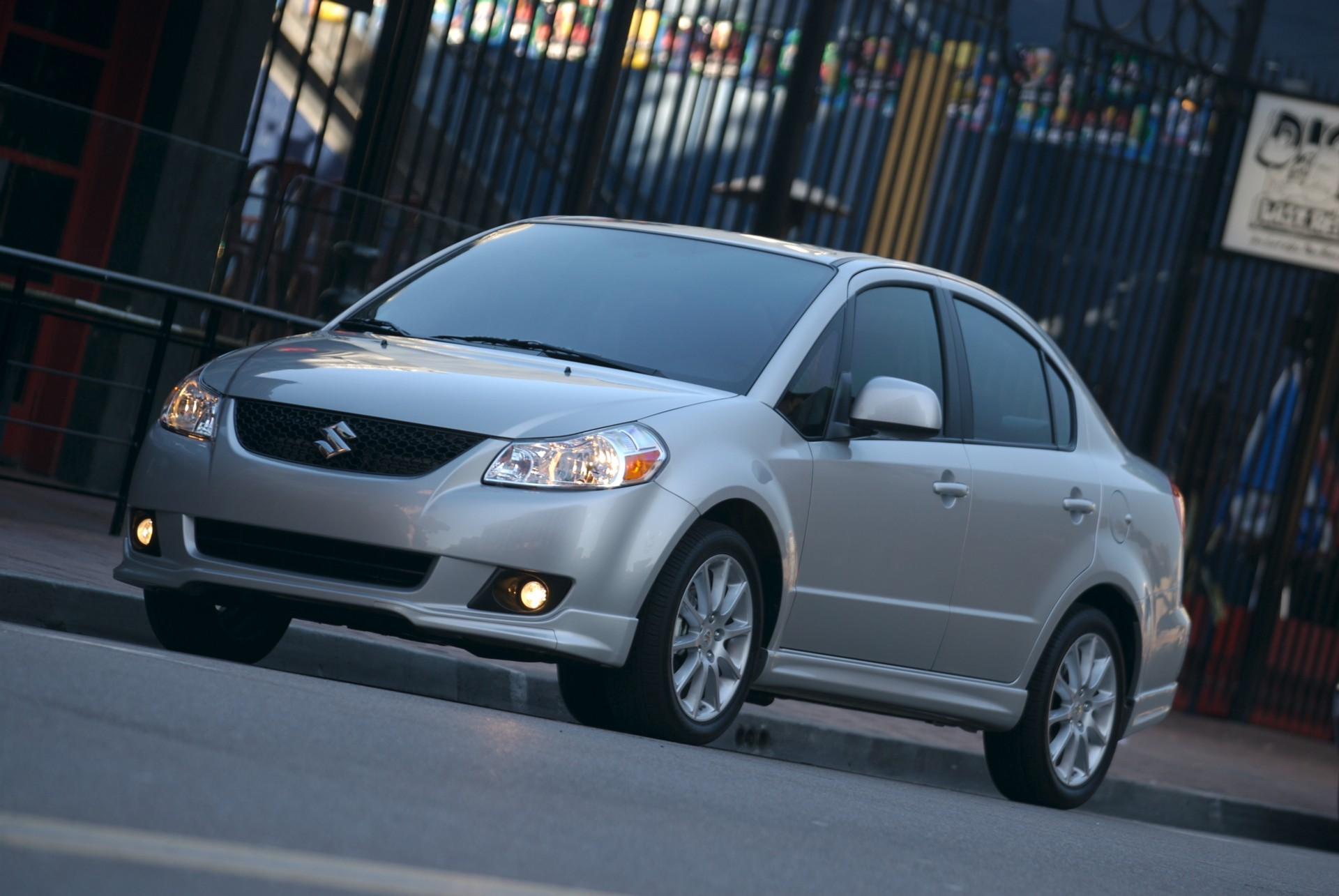 2008 Suzuki Sx4 News And Information Conceptcarz Com