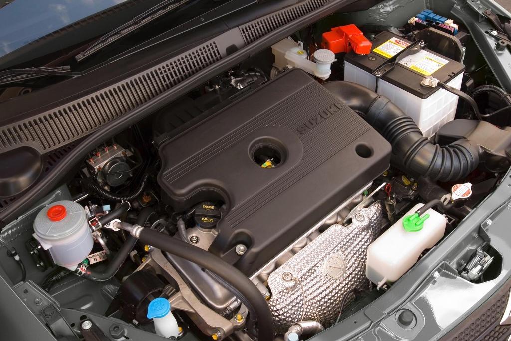 Suzuki Sx Spark Plug Change