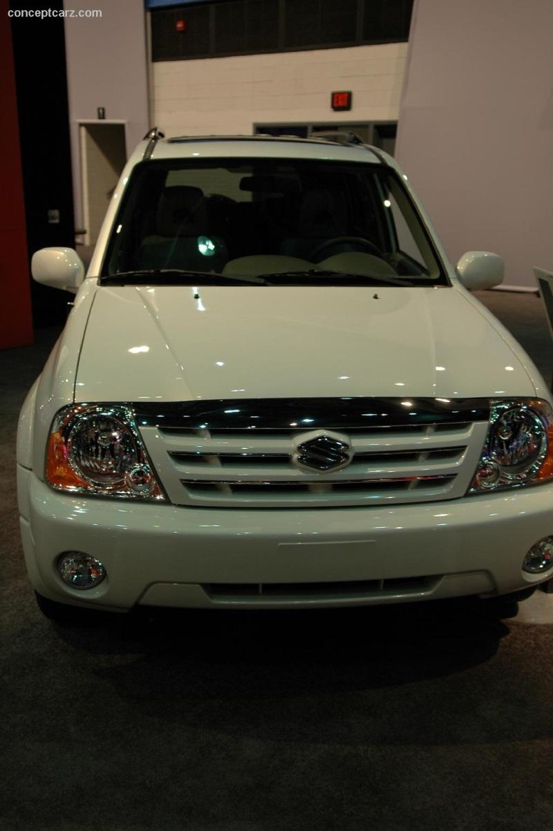 Suzuki Xl Towing Capacity
