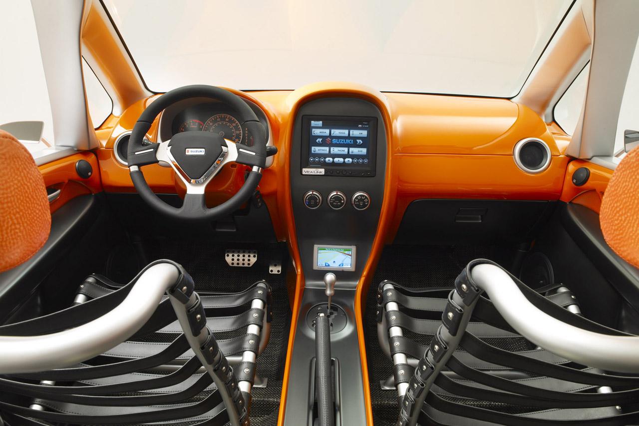2008 Suzuki SX4 Makai Concept