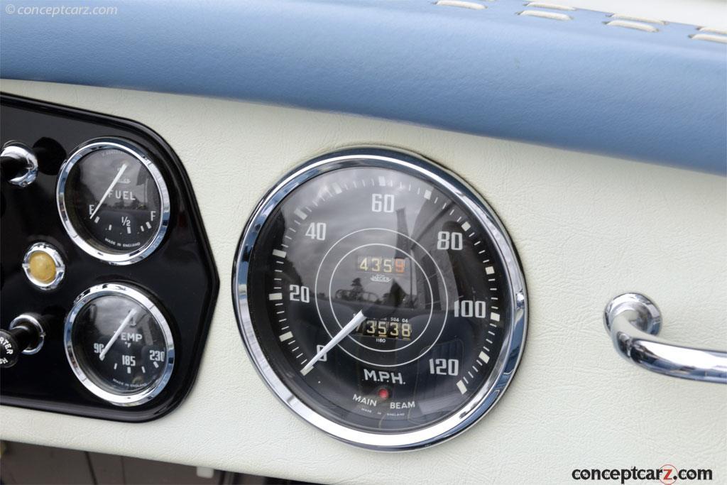 1955 Swallow Doretti