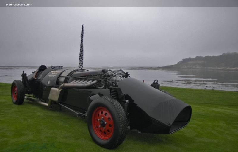 1953 Swandean Spitfire Special