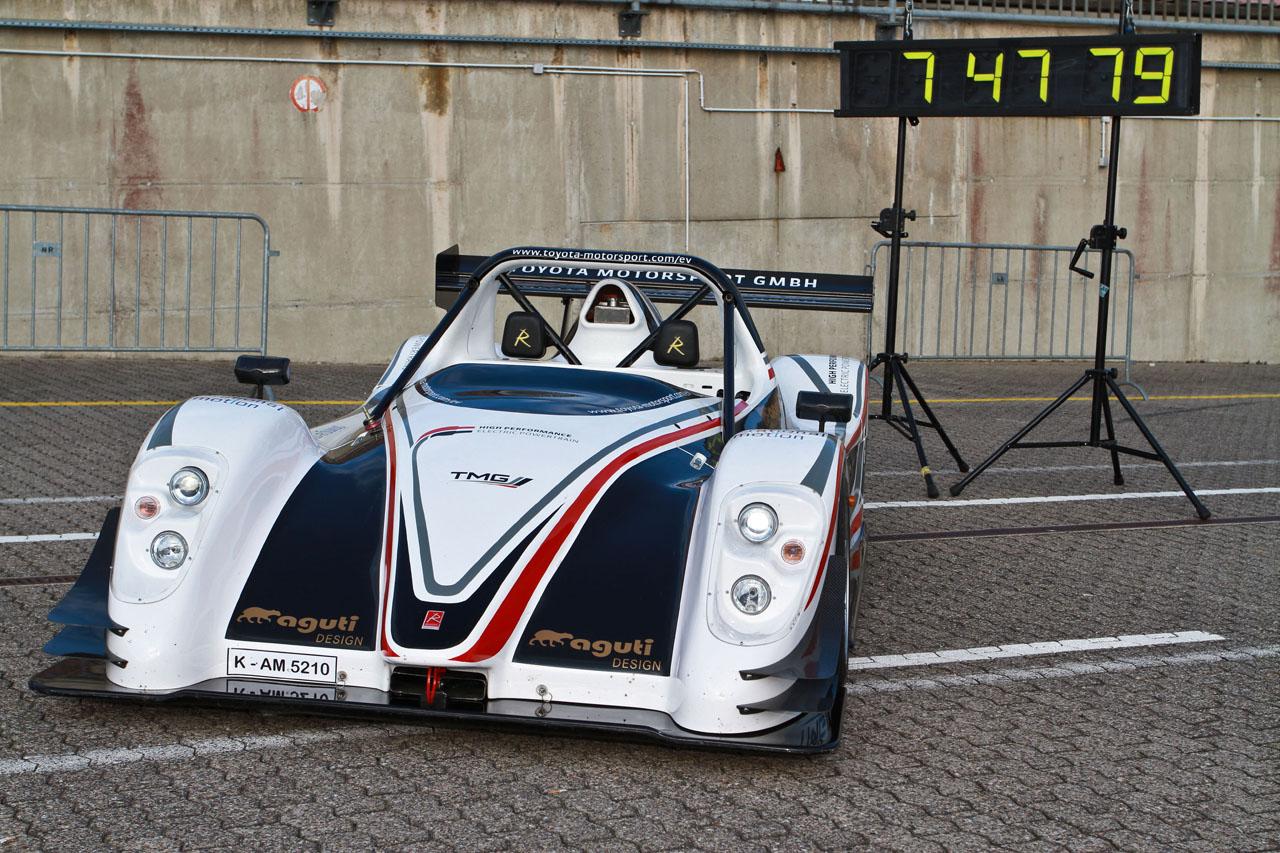 2012 TMG EV P001