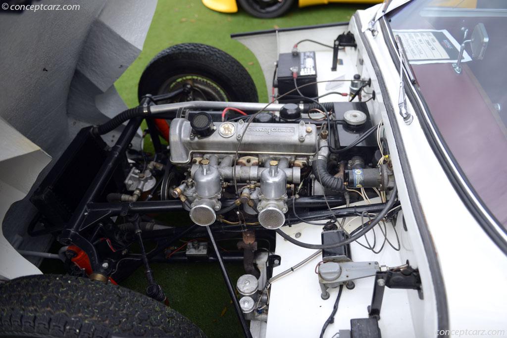 1959 TVR Grantura