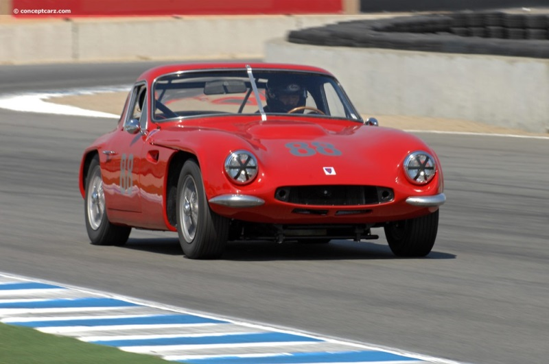 1964 TVR Griffith