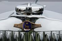 1933 Talbot-Lago 105