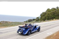 1933 Talbot-Lago 105.  Chassis number 110160