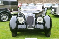 1938 Talbot-Lago T23.  Chassis number 93123