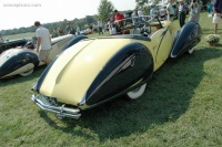 1938 Talbot-Lago T150C.  Chassis number 90019 T1500