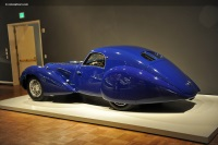1939 Talbot-Lago T150 C SS.  Chassis number 90119