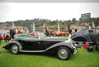 1939 Talbot-Lago T120